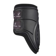 Lemieux impact responsive gel fetlock boots