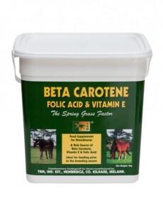 Trm beta carotena