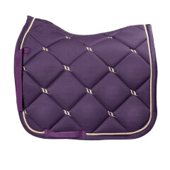 Back On Track Saddle Pad Night Collection